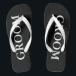 "Beach Wedding Flip Flops for Bride and Groom<br><div class=""desc"">Beach Wedding Flip Flops for Bride and Groom</div>"