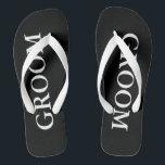 "Beach Wedding Flip Flops for Bride and Groom<br><div class=""desc"">Beach Wedding Flip Flops for Bride and Groom</div>"