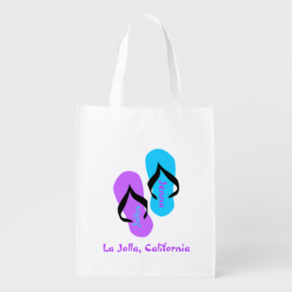 Beach Wedding Flip Flops Welcome Bags Grocery Bags