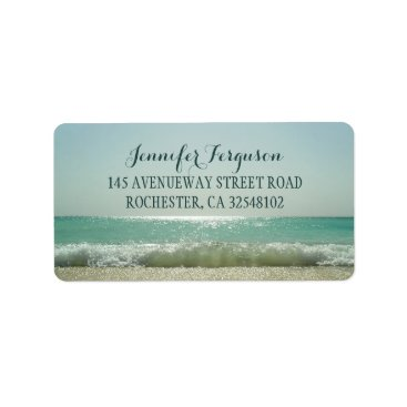 jinaiji Beach Wedding Label