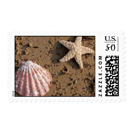 Beach Wedding Postage Stamps Zazzle Com