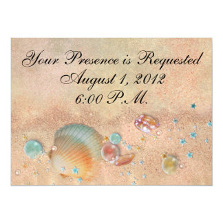 Beach Wedding - SRF Card