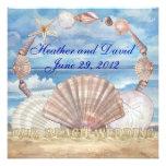 Beach Wedding - SRF Custom Announcements