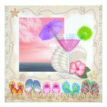 Beach Wedding - SRF Invites