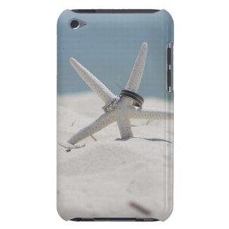 Beach Wedding Starfish iPod Touch Cases