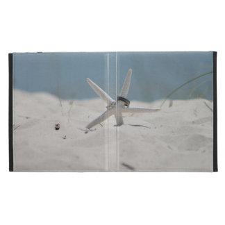 Beach Wedding Starfish iPad Folio Cases