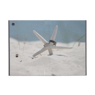 Beach Wedding Starfish Case For iPad Mini