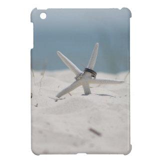 Beach Wedding Starfish iPad Mini Cover