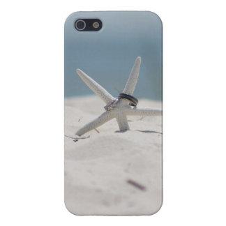 Beach Wedding Starfish Covers For iPhone 5
