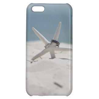 Beach Wedding Starfish iPhone 5C Cases