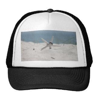 Beach Wedding Starfish Trucker Hat