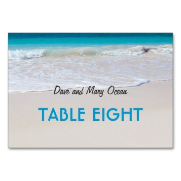 sandpiperwedding Beach Wedding Theme Escort Table Seating Cards