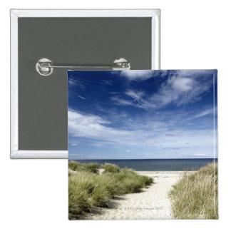 Beach, Welfleet MA Button