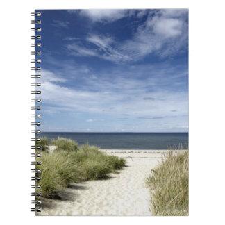 Beach, Welfleet MA Notebook