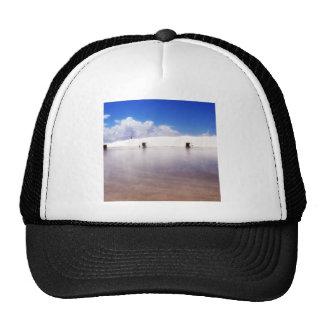 Beach White Sands Trucker Hat
