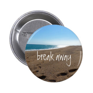 Beach with Break Away Quote Button