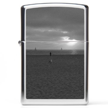 Beach Themed Beach Zippo Lighter