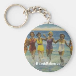 BeachBabes.us - llavero
