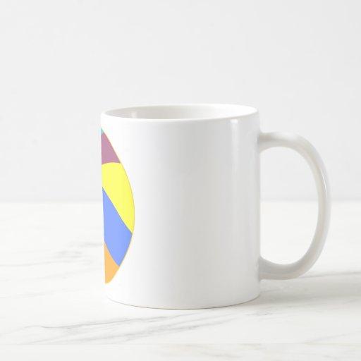 Beachball Coffee Mug