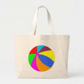 Beachball Large Tote Bag