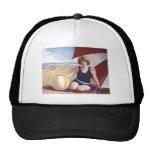 BEACHBALL TRUCKER HAT