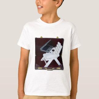 BeachChairLapTopBriefcase011815.png T-Shirt