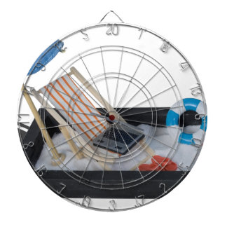 BeachChairUmbrellaLaptopSand011815.png Dartboard With Darts