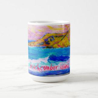 Beachcomber Island Coffee Mug