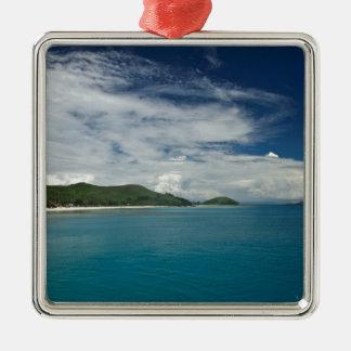 Beachcomber Island, Fiji Ornaments