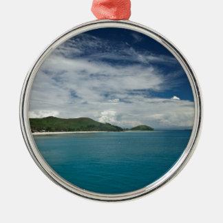 Beachcomber Island, Fiji Ornament