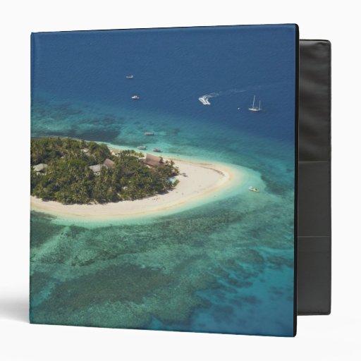 Beachcomber Island Resort, Fiji Binders