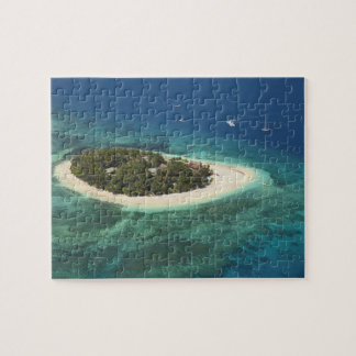 Beachcomber Island Resort, Fiji Jigsaw Puzzle