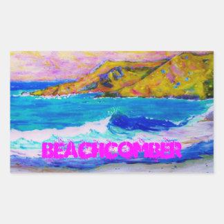 Beachcomber Sticker