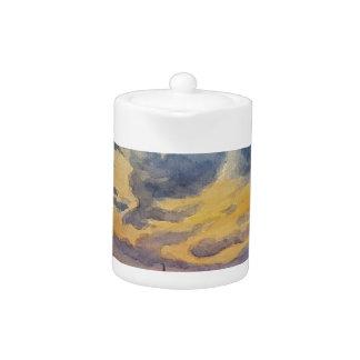 Beachcomber Teapot