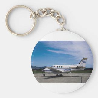 Beachcraft King Air C 90 Key Chains