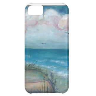 Beache Scene Indian Rocks Beach, FL Art Cover For iPhone 5C