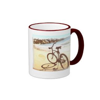 Beached Bike Ringer Coffee Mug