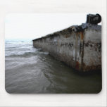 Beached Dock Mouse Pad