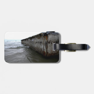 Beached Dock Tag For Luggage