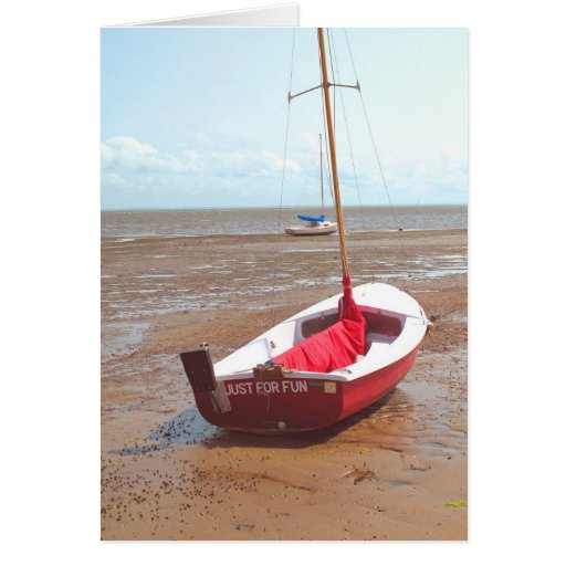 Beached Greeting Cards