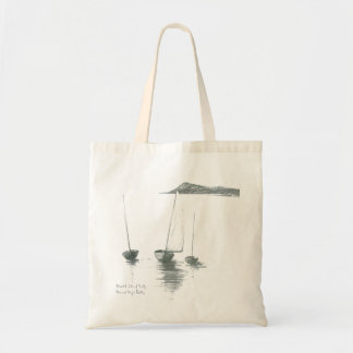 Beached, Isles of Scilly Budget Tote Bag