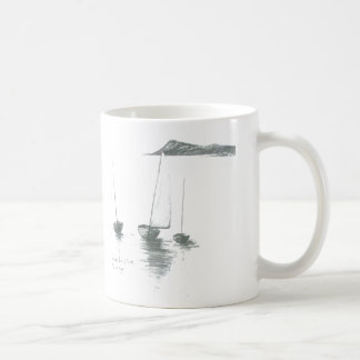 Beached, Isles of Scilly Coffee Mug