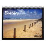 beaches 2012 calendar