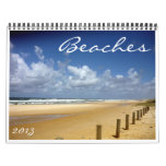 beaches 2013 calendar