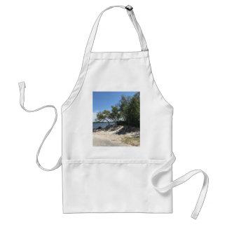 Beaches Adult Apron
