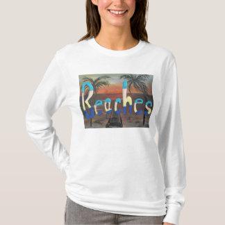 Beaches and beaches T-Shirt