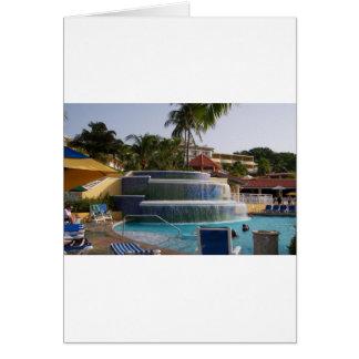 Beaches at Boscobel in Jamaica Card