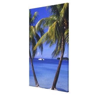 Beaches at Negril, Jamaica 2 Canvas Print