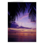 Beaches at Negril, Jamaica 2 Greeting Card