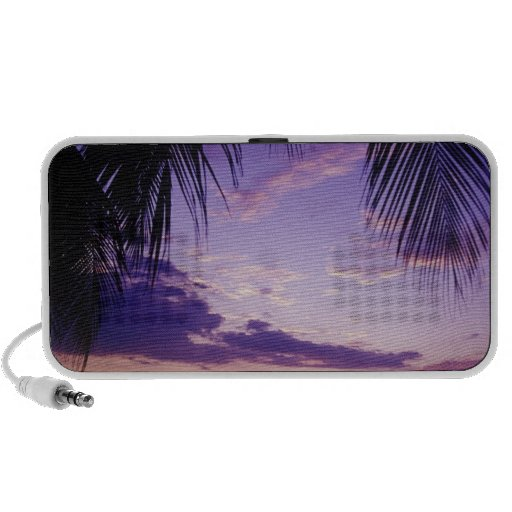 Beaches at Negril, Jamaica 2 Notebook Speaker